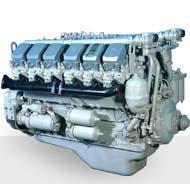 Двигатель ЯМЗ-240M2