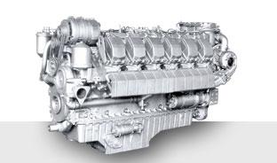 Двигатель ЯМЗ-8471.10