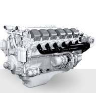 Двигатель ЯМЗ-240HM2