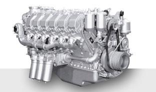 Двигатель ЯМЗ-8401.10-24