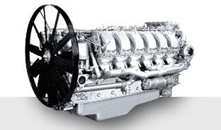 Двигатель ЯМЗ-8451.10