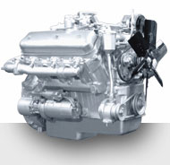 Двигатель ЯМЗ-236Д-2
