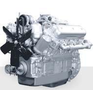 Двигатель ЯМЗ-236Д-3