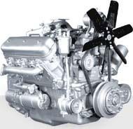 Двигатель ЯМЗ-236ДК