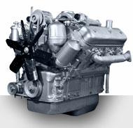 Двигатель ЯМЗ-236ДК-7