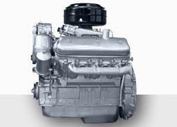 Двигатель ЯМЗ-236M2-7