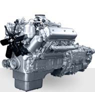 Двигатель ЯМЗ-236M2-19