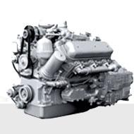 Двигатель ЯМЗ-236Б-2