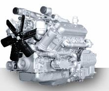 Двигатель ЯМЗ-236HE-21