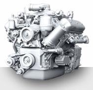 Двигатель ЯМЗ-236HE-24