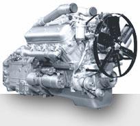 Двигатель ЯМЗ-236БE