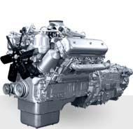 Двигатель ЯМЗ-236БE-12