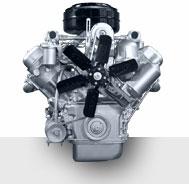 Двигатель ЯМЗ-236HE2-1
