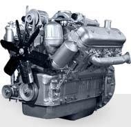 Двигатель ЯМЗ-236HE2-3