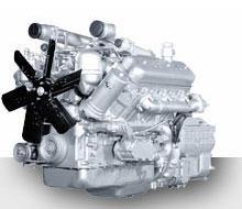 Двигатель ЯМЗ-236HE