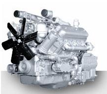 Двигатель ЯМЗ-236HE-5