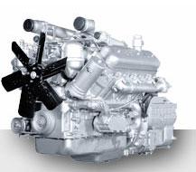 Двигатель ЯМЗ-236HE-6
