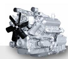 Двигатель ЯМЗ-236HE-8