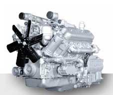Двигатель ЯМЗ-236HE-16