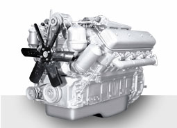 Двигатель ЯМЗ-238M2-30