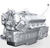 Двигатель ЯМЗ-238АM2-1