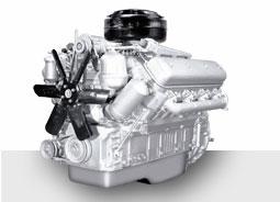 Двигатель ЯМЗ-238АM2-2