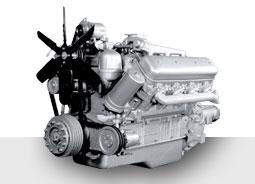 Двигатель ЯМЗ-238АM2-3