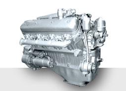 Двигатель ЯМЗ-238ВM