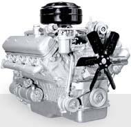 Двигатель ЯМЗ-238ГM2