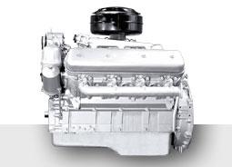 Двигатель ЯМЗ-238КM2