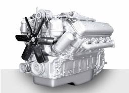 Двигатель ЯМЗ-238КM2-3