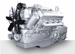 Двигатель ЯМЗ-238M2-4