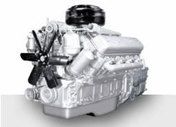 Двигатель ЯМЗ-238M2-5