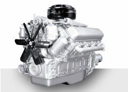 Двигатель ЯМЗ-238M2-10