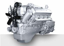 Двигатель ЯМЗ-238M2-20