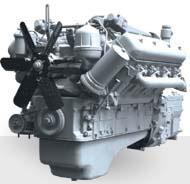 Двигатель ЯМЗ-238M2-26