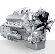 Двигатель ЯМЗ-238Б-1