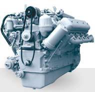 Двигатель ЯМЗ-238Б-25