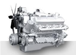 Двигатель ЯМЗ-238БК-1