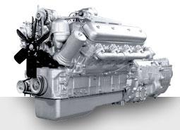 Двигатель ЯМЗ-238Д-1