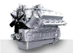 Двигатель ЯМЗ-238Д-17
