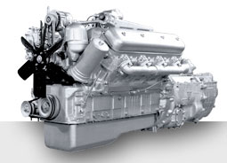 Двигатель ЯМЗ-238Д-22