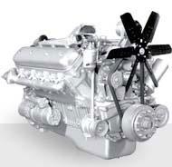 Двигатель ЯМЗ-238ДК