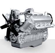 Двигатель ЯМЗ-238HД3