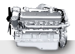 Двигатель ЯМЗ-238HД4