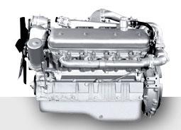 Двигатель ЯМЗ-238HД4-4