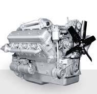 Двигатель ЯМЗ-238HД5