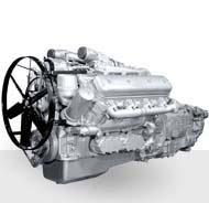 Двигатель ЯМЗ-238ДE-2