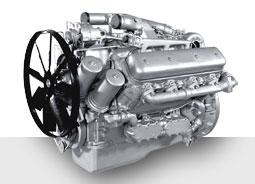 Двигатель ЯМЗ-7511.10-01