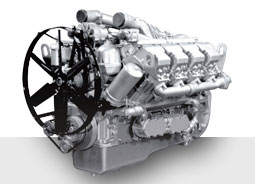 Двигатель ЯМЗ-7511.10-02